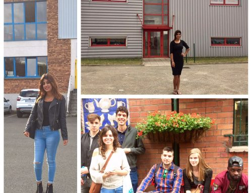 Mobilitats Erasmus +