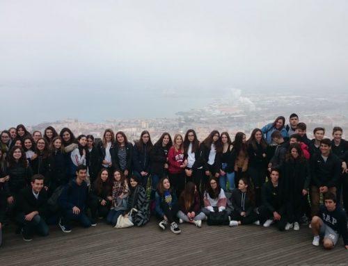 11è intercanvi Montpelier – Olot a 4rt d'ESO