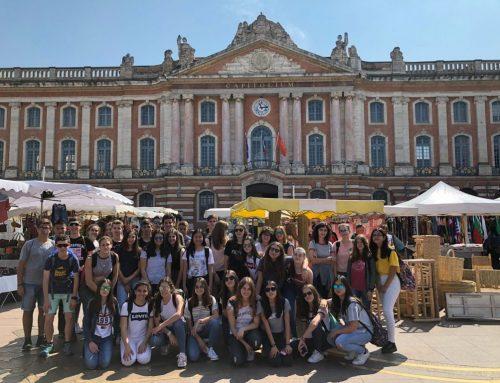 3r d'ESO a Toulouse i a la Cité de l'Espace
