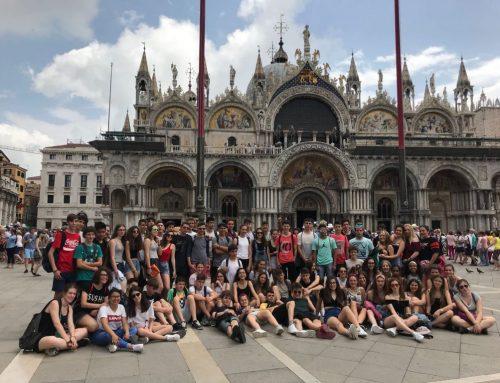 Viatge 4t d'ESO a Itàlia
