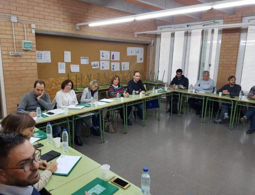 Empresaris de la Garrotxa es reuneixen al nostre institut