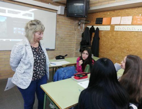 Visita francès 3r d'ESO