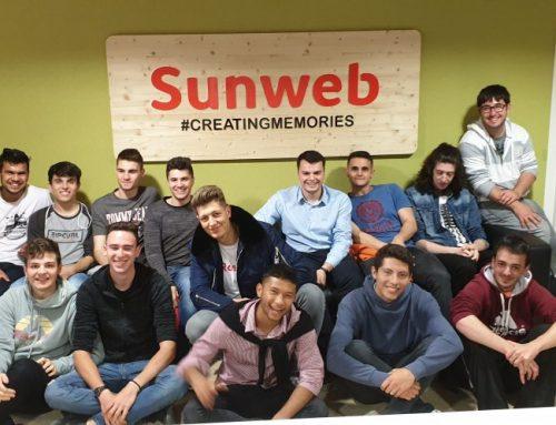 Visita a Hipra i altres empreses d'informàtica