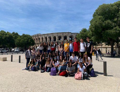 Séjour a Montpellier 4t ESO Français