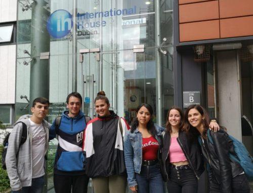 Nova estada Erasmus+ 2019