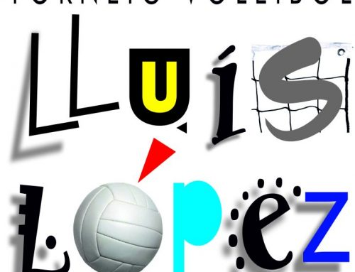 II Torneig de voleibol Lluís López