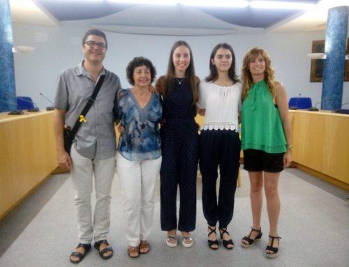 Marta Boix i Alba Simon obtenen les notes més altes de les PAU