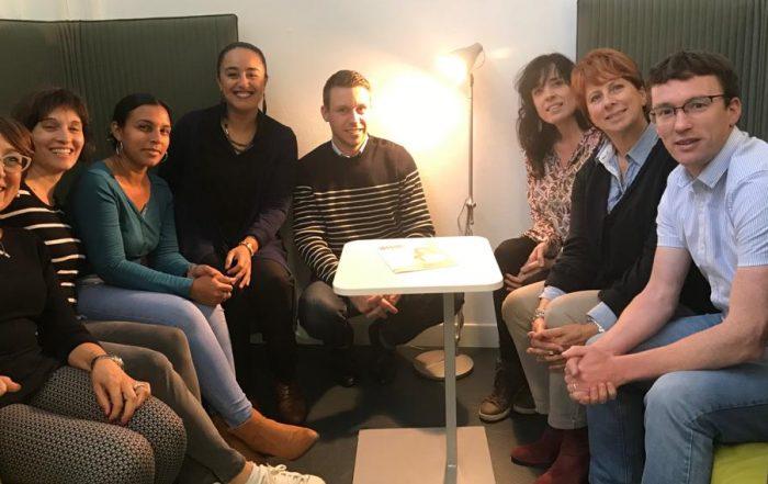 Reunió Erasmus+