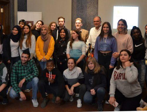 Presentació del Projecte Rossinyol 2019-2020
