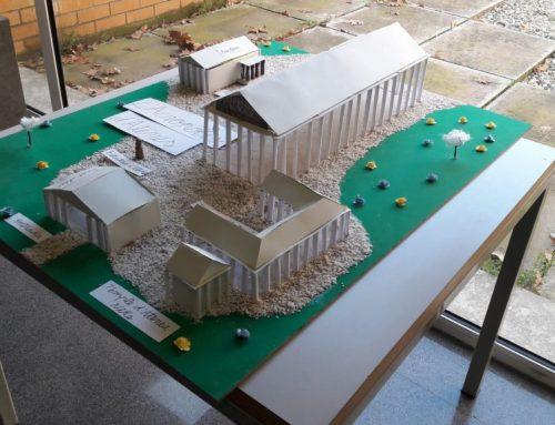Interpretació del Colosseu i de l'Acròpolis
