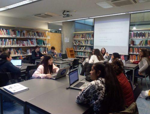 Sessions de suport al Treball de Recerca als alumnes de Batxillerat