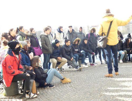 Els alumnes de 2n de Batxillerat viatgen a Praga