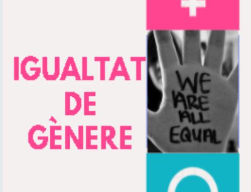 «Soc de la generació igualtat: pels drets de les dones»