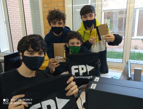 Els alumnes del cicle mitjà en SMX participen en els campaments d'innovació FP CHALLENGE