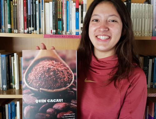 Premi CRACS de la Universitat de Girona per a Aina Verdaguer
